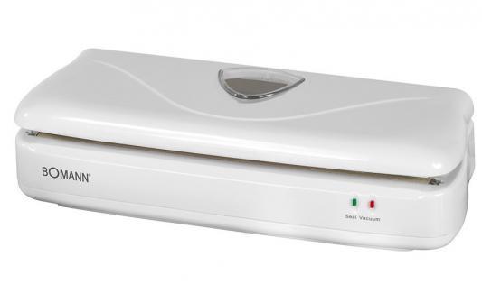 Вакуумный упаковщик Bomann FS 1014 CB white поврежденная упаковка