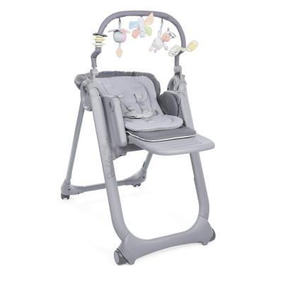 Стульчик для кормления Chicco Polly Magic Relax (graphite) chicco polly magic paprika