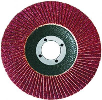 Круг Лепестковый Торцевой (КЛТ) FIT 39554 125мм ( р80 )