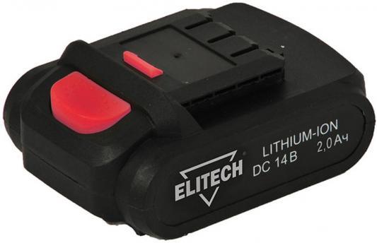 цена на Аккумулятор для Elitech Li-ion ДА 14СЛK