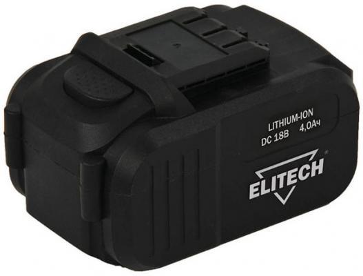 Фото - Аккумулятор для Elitech Li-ion ДА 18СЛK аккумулятор