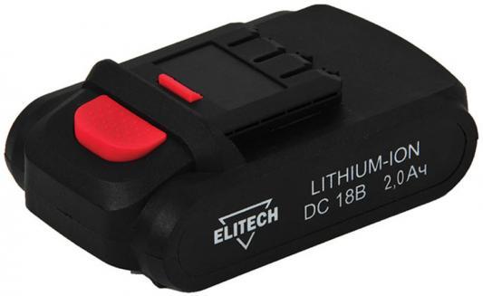 цена на Аккумулятор для Elitech Li-ion ДА 18СЛK