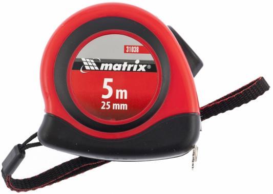 Рулетка MATRIX 31038 status autostop magnet 5 мх25мм двухкомпонентный корпус зацеп с магнитом lego 31038