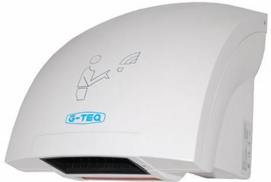 Сушилка для рук G-TEQ 8820 PW 2000Вт 16м/сек пластик белый диспенсер g teq 8610