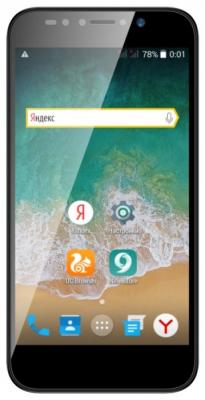 Смартфон ARK Benefit S504 черный 5 4 Гб Wi-Fi GPS 3G из ремонта
