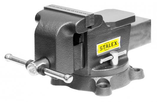 Тиски слесарные STALEX Горилла M50D 125 х 100 мм. 360°. 11.0 кг.