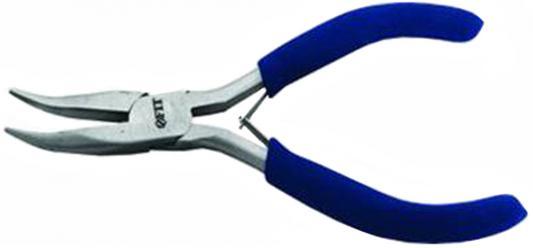 Утконосы FIT 51225 мини синяя ручка 125мм