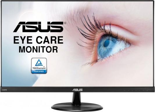 Монитор 23.8 ASUS VP249H черный IPS 1920x1080 250 cd/m^2 5 ms HDMI VGA из ремонта монитор asus vp249h черный ips 1920x1080 250 cd m^2 5 ms hdmi vga