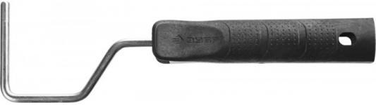 Ручка ЗУБР 05684-07 СТАНДАРТ для валиков, бюгель 6мм, 50-70мм валик зап master classic d45 90мм ворс20мм под бюгель 6мм beorol