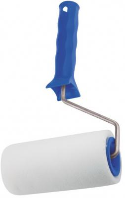 Валик СИБРТЕХ 80104 поролон с ручкой 250мм d - 48мм d ручки - 6 мм бур садовый сибртех 1110 мм с удлинителем 1000 мм сменные ножи d 150 мм d 200 мм