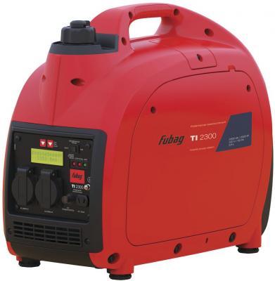 Генератор инверторный FUBAG TI 2300 2.3кВА 2кВт компрессор fubag vcf 100 сm3 440л мин 100л 10бар 2 2квт 220в