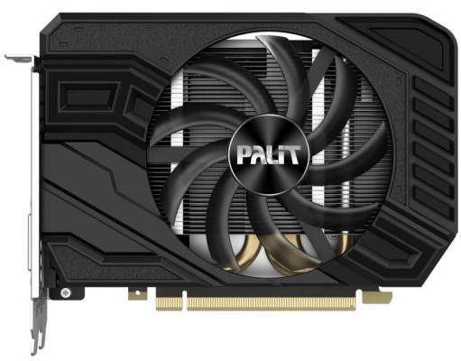 цена на Видеокарта Palit nVidia GeForce RTX 2060 StormX OC PCI-E 6144Mb GDDR6 192 Bit Retail (NE62060S18J9-161F)