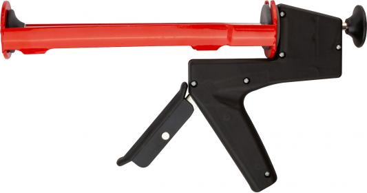Пистолет для герметика FIT 14246 Профи, 9, с противовесом рулетка fit профи 10мx25мм 17430