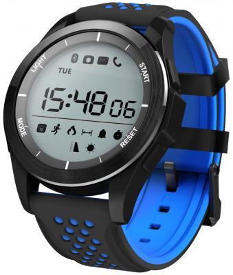 Умные часы NO.1 F3 черно-синие