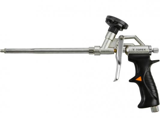 Пистолет TOPEX 21B504 для монтажной пены пистолет topex 42e502