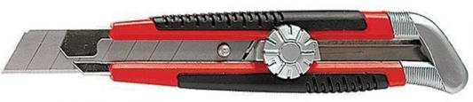 купить Нож MATRIX 78914 18мм выдвижное лезвие металлическая направляющая Арт. 789149 по цене 130 рублей