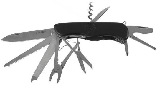Фото - Нож ЗУБР 47792 эксперт складной многофункциональный 12 в 1 пластиковая рукоятка feirsh многофункциональный маленький складной портативный нож