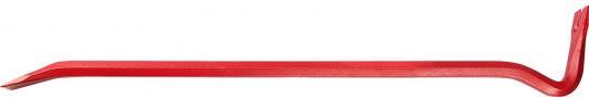 Лом-гвоздодер ЗУБР 2164-60_z02 600 мм, шестигранный лом гвоздодер усиленный matrix 600 мм сталь