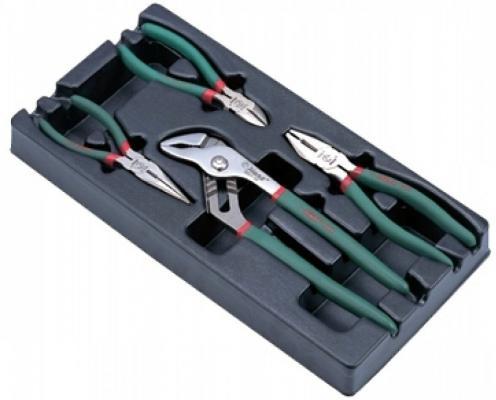 Набор инструментов HANS TT-12 ложемент губцевый инструмент цена