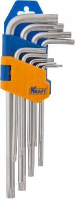 Набор ключей KRAFT КТ700565 торцевых г-образных torx длинные 9шт. xd 2071 diy semiconductor cooler small air conditioning electronic diy suite small refrigeration system
