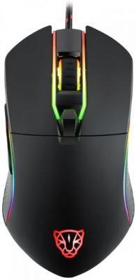 Игровая проводная оптическая мышь Motospeed V30