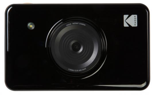 Моментальная фотокамера Kodak Mini Shot, черная телефон kodak