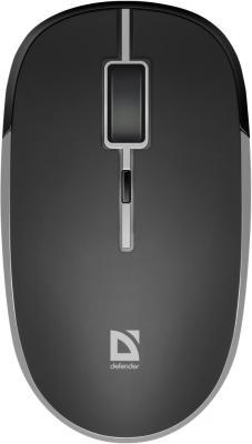 Defender Hit MB-775 АКБ [52775] { Беспроводная оптическая мышь, 4 кнопки,1600dpi} цены онлайн