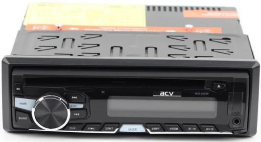 Автомагнитола CD DVD ACV AVD-3403R 1DIN 4x45Вт мерников а оружие иллюстрированный гид