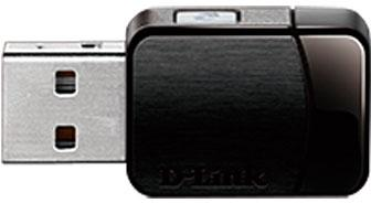 цена на Сетевой адаптер WiFi D-Link DWA-171/RU/С DWA-171/RU USB 2.0 (ант.внутр.)
