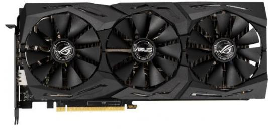 Видеокарта ASUS nVidia GeForce RTX 2060 ROG STRIX GAMING PCI-E 6144Mb GDDR6 192 Bit — (ROG-STRIX-RTX2060-A6G-GAMING)