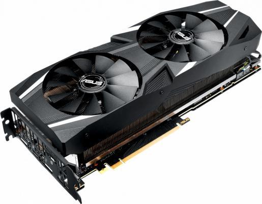 все цены на Видеокарта ASUS nVidia GeForce RTX 2070 DUAL PCI-E 8192Mb GDDR6 256 Bit Retail (DUAL-RTX2070-8G) онлайн