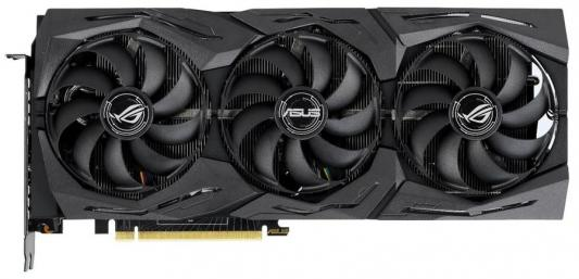 Видеокарта ASUS nVidia GeForce RTX 2080 ROG STRIX GAMING PCI-E 8192Mb GDDR6 256 Bit Retail ROG-STRIX-RTX2080-8G-GAMING