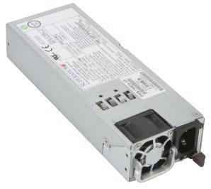 Блок Питания SuperMicro PWS-1K62A-1R бп 700 вт supermicro pws 703p 1r