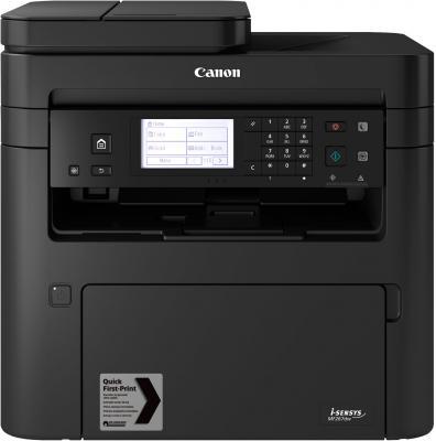 МФУ лазерный Canon i-Sensys MF267dw (2925C038) A4 Duplex WiFi мфу лазерный canon i sensys mf428x a4 лазерный белый [2222c006]