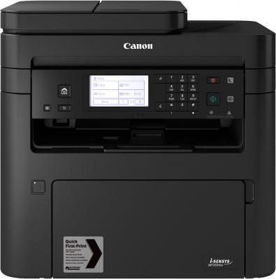 Фото - МФУ лазерный Canon i-Sensys MF269dw (2925C028) A4 Duplex WiFi принтер лазерный canon i sensys lbp325x 3515c004 a4 duplex