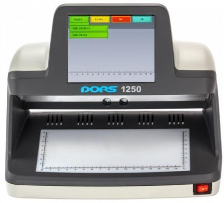 Детектор банкнот Dors 1250M4 FRZ-033077 просмотровый мультивалюта