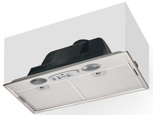 Вытяжка встраиваемая Faber Inca Plus HIP X A52 нержавеющая сталь управление: ползунковое (1 мотор) встраиваемая вытяжка faber flexa hip am x a 50 м кассета