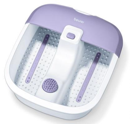 Гидромассажная ванночка для ног Beurer FB12 60Вт белый гидромассажная ванночка для ног polaris pmb 0805