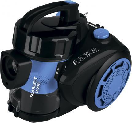 Пылесос Scarlett SC-VC80C93 сухая уборка синий чёрный