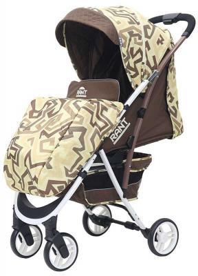 Купить Коляска прогулочная Rant Largo (labirint (beige), бежевый, рисунок, Прогулочные коляски