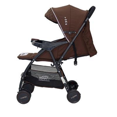 Прогулочная коляска Rant York (brown)