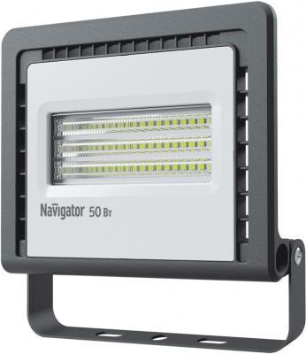Navigator 14146 Прожектор светодиодный NFL-01-50-6,5K-LED прожектор navigator 500вт nfl ph2 500 r7s bly галогеновый черный переносной