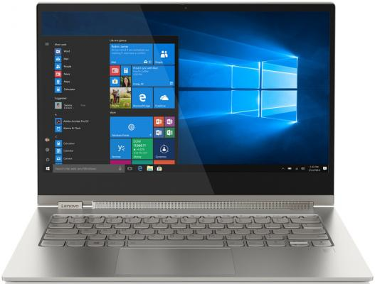 Ноутбук Lenovo YOGA C930-13IKB i7-8550U (1.8)/16G/1T SSD/13.9FHD IPS Touch/Int:Intel UHD 620/noODD/FPR/BackLight/BT/Win10 (81C400ARRU) Песчаный ноутбук lenovo yoga c930 13ikb i7 8550u 1 8 16g 1t ssd 13 9fhd ips touch int intel uhd 620 noodd fpr backlight bt win10 81c400arru песчаный