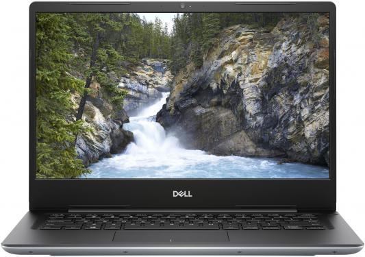 "цена Ноутбук Dell Vostro 5481 i5-8265U (1.6)/8GB/1T+128G SSD/14,0"" FHD AG IPS/NV MX130 2G/Backlit/Linux (5481-6062) Ice gray"