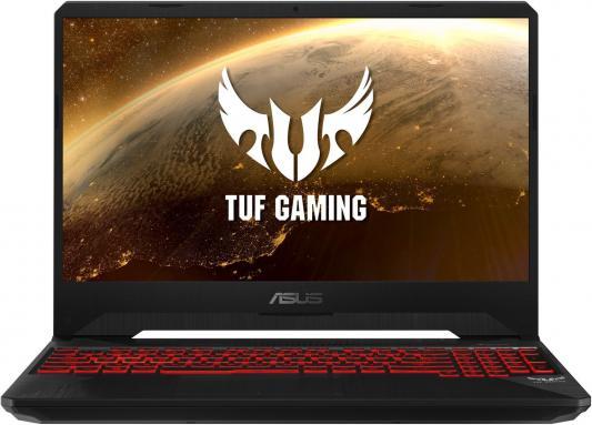 Ноутбук ASUS TUF Gaming FX505GD-BQ310 15.6 1920x1080 Intel Core i7-8750H 1 Tb 128 Gb 8Gb Bluetooth 5.0 nVidia GeForce GTX 1050 4096 Мб черный DOS 90NR00T3-M06020
