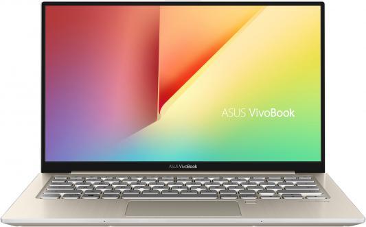 Ноутбук Asus S330UN-EY029T (90NB0JD2-M00710) i3-8130U(2.2) / 4Gb / 256Gb SSD / 13.3 FHD IPS / GeForce MX150 2Gb / Win10 Home / Gold Metal asus k501uq dm074t [90nb0bp2 m01210] grey metal 15 6 fhd i3 6100u 4gb 1tb gf940mx 2gb nodvd w10
