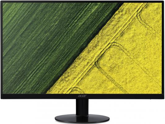 LCD Acer 27 SA270Abi черный {IPS LED 1920x1080 4ms 16:9 1000:1 250cd 178гр/178гр D-sub HDMI FreeSync} original 8 9 inch lcd display screen for onda v891w rk089wuj45 ips 1920 1200 tablet pc panel free shipping