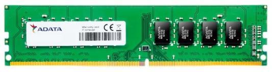 Фото - Оперативная память 8Gb (1x8Gb) PC4-21300 2666MHz DDR4 DIMM CL19 A-Data AD4U266638G19-S оперативная память 8gb 1x8gb pc4 21300 2666mhz ddr4 dimm cl19 patriot psd48g266681