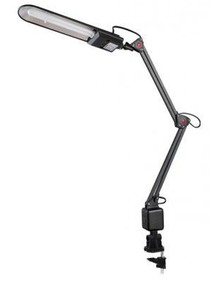 Camelion KD-017C С02 черный (Светильник настольный,230V 11W) недорго, оригинальная цена