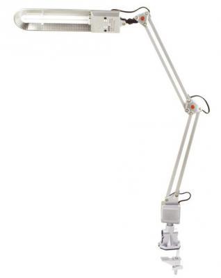 Camelion KD-017C С03 серебро (Светильник настольный,230V 11W) недорго, оригинальная цена